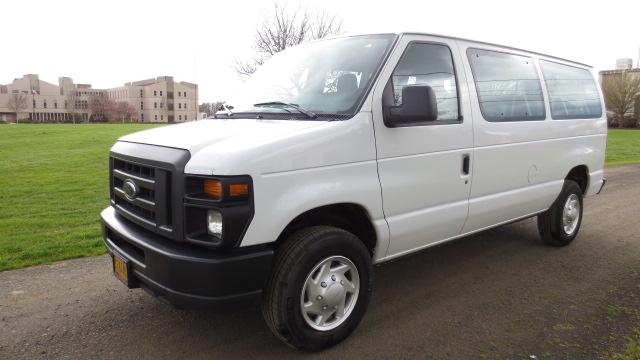 8/12 Passenger Van