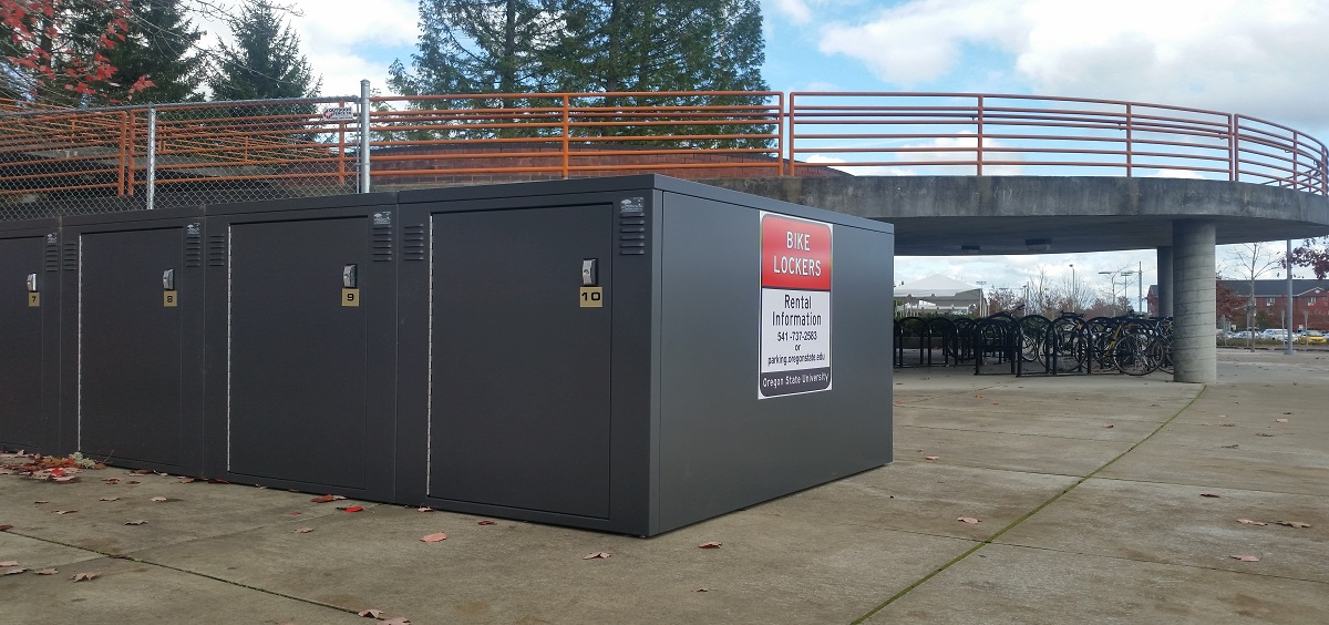 Reser Stadium Lockers