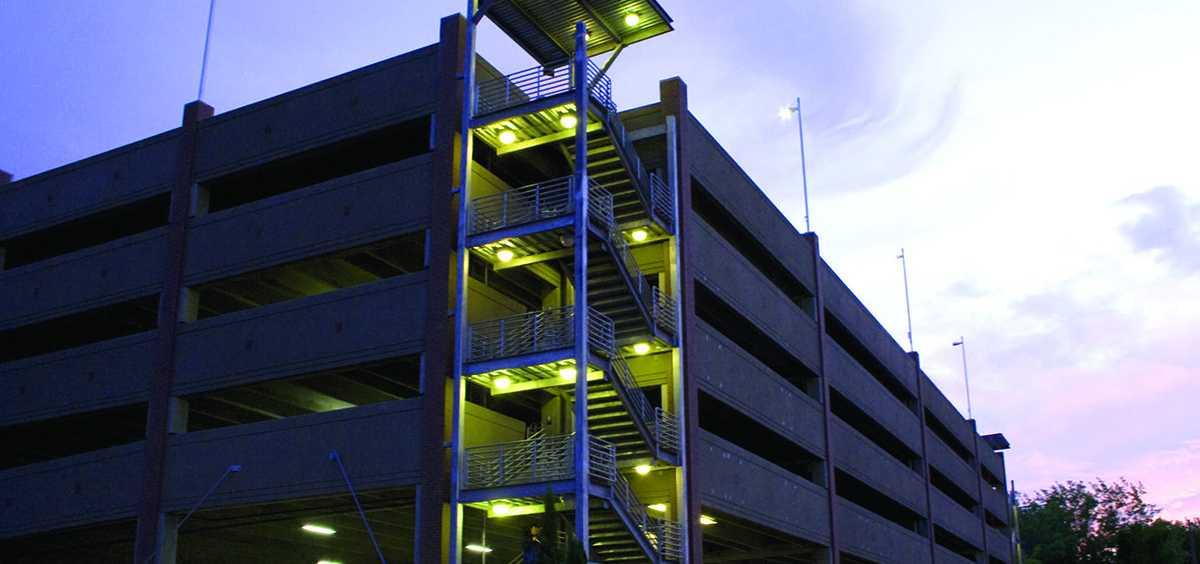 OSU Parking Garage