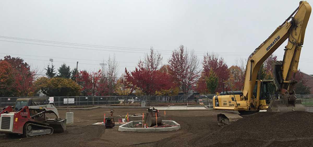 New Lot Construction