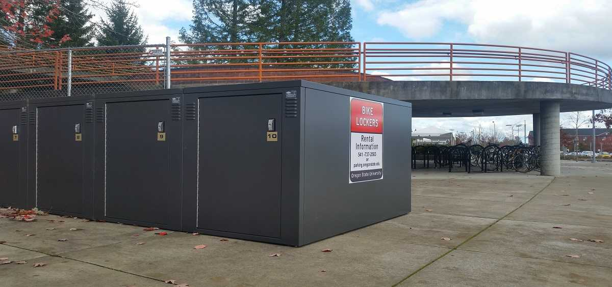 Reser Bike Lockers
