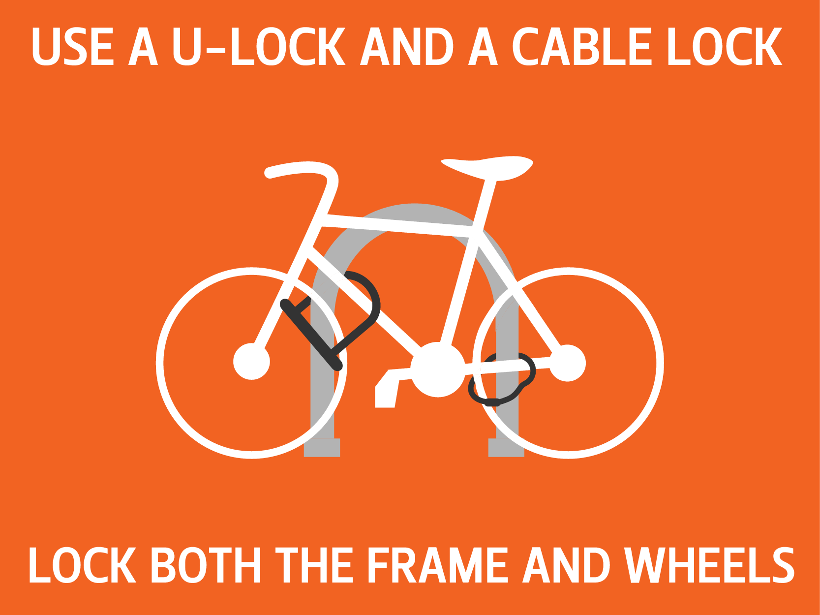 Lock Up Your Bike