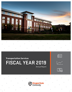 2019 Annual Report Transportation Services