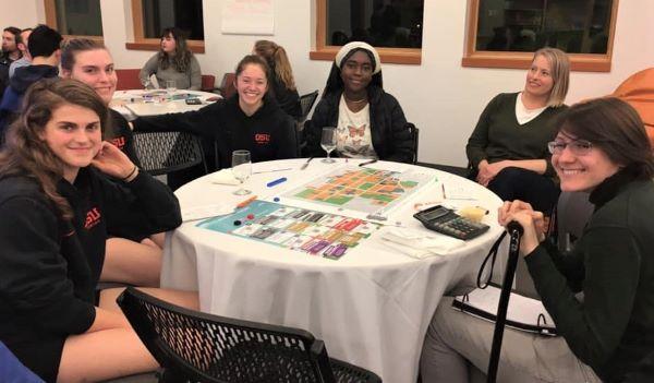 Sustainable Transportation Game Night